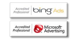 Certificado Microsoft y bing